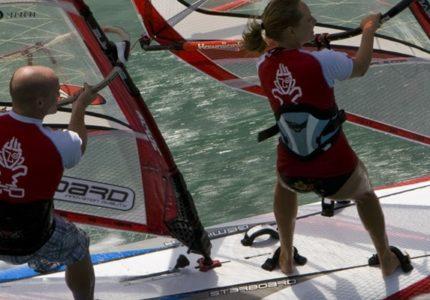 Corso di perfezionamento windsurf