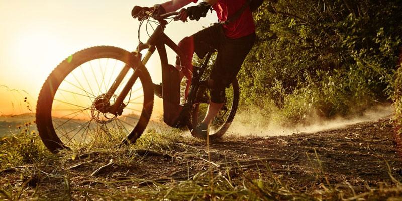 Escursioni in mountain bike formia